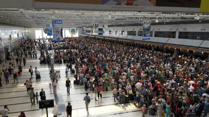 Yabancı ziyaretçi sayısında yüzde 24 artış