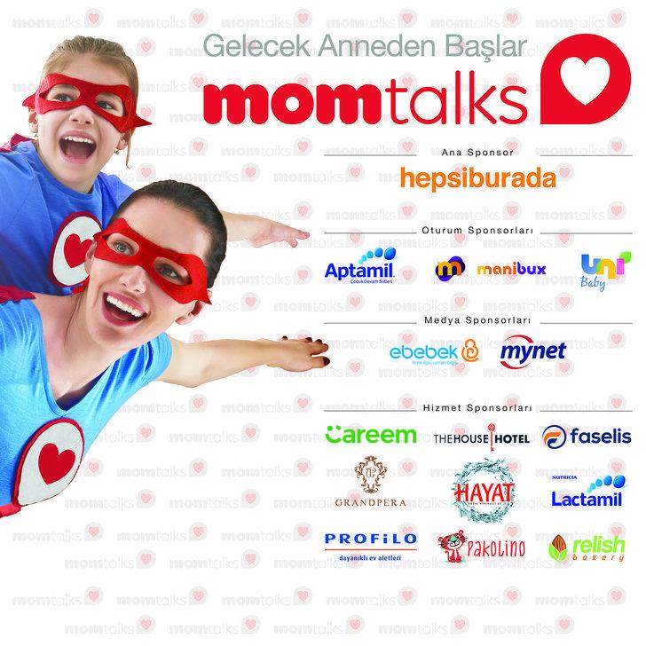 MomTalks 2018'in teması belli oldu: Bilinçli Ebeveynlik