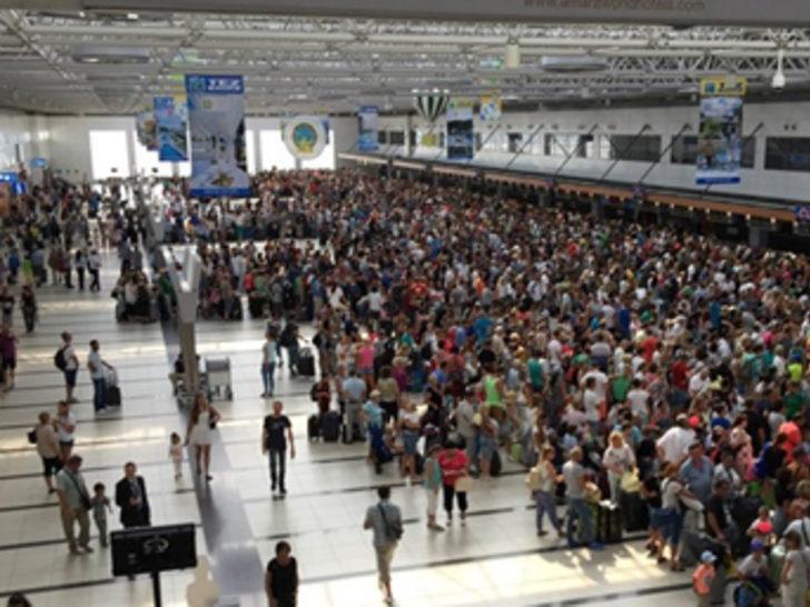 Turizm gelirleri 3. çeyrekte yıllık bazda yüzde 22 arttı