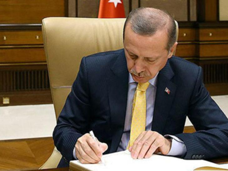 Erdoğan imzaladı! Doğal gaz ve petrolde 5 deniz sondajı yapılacak
