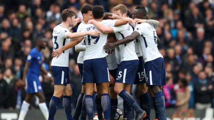 Chelsea 1 - 3 Tottenham (Maç özeti)