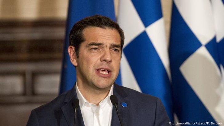 Tsipras'tan Türkiye'ye işbirliği ve itidal çağırısı
