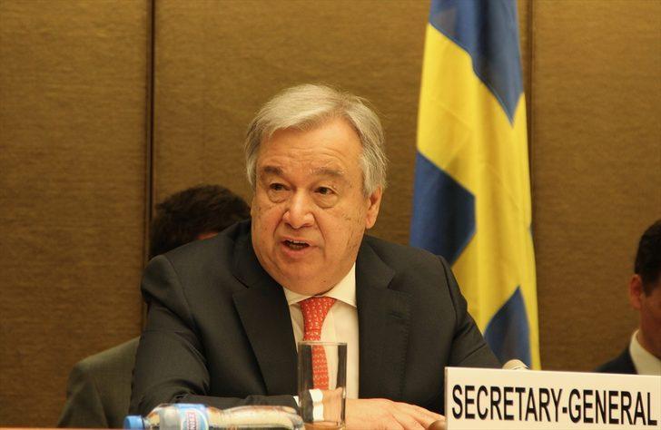 """Secretario de la ONU advierte que la """"Guerra Fría está de vuelta"""""""