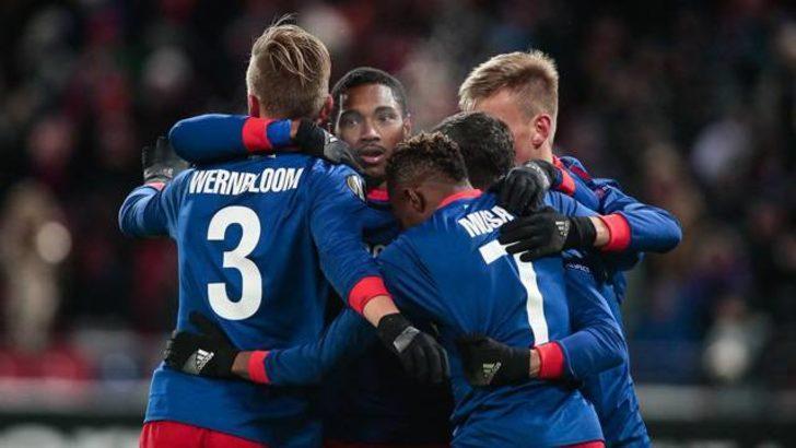 CSKA Moskova 1 - 0 Kızılyıldız (Maç özeti)