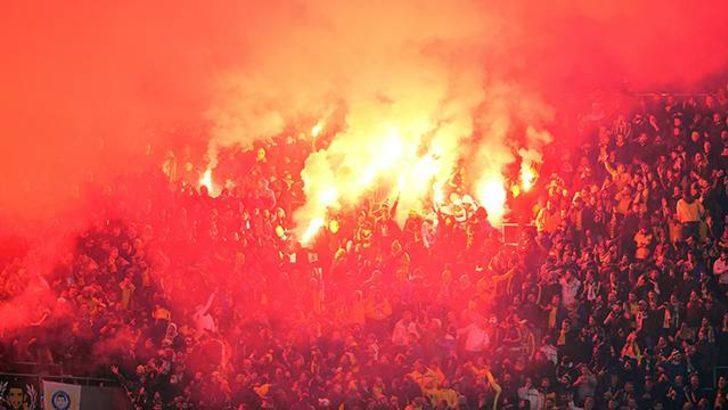 Beşiktaş-Fenerbahçe maçı nedeniyle 41 taraftar hakkında yasal işlem yapıldı