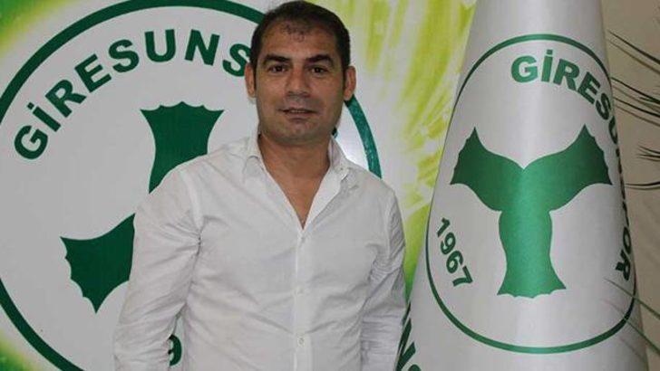 Giresunspor Metin Diyadin ile yeniden anlaştı