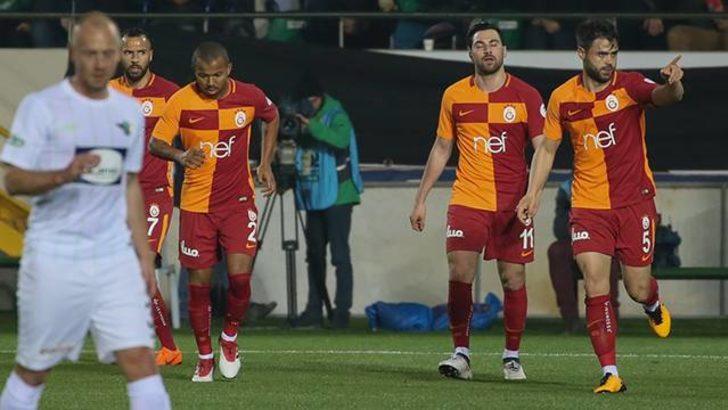 Maç özeti | Akhisarspor 1 - 2 Galatasaray (Rövanş ne zaman)