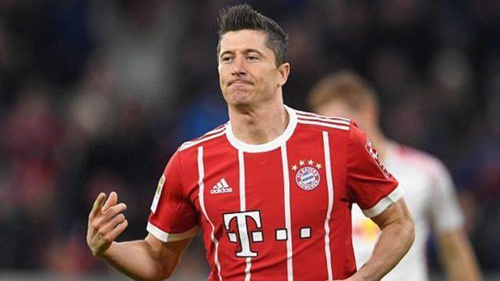 Alman basını: Robert Lewandowski, Bayern Münih'ten ayrılmak istiyor