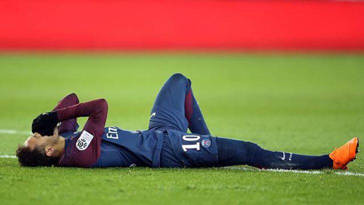 Neymar ameliyat edilecek