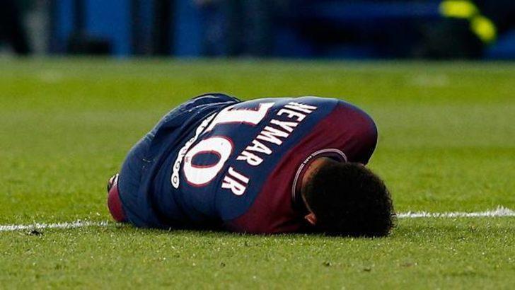 Paris'te Neymar şoku!