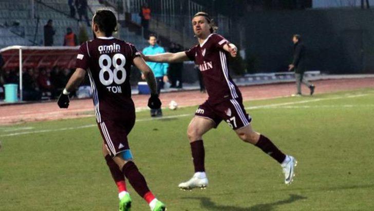 Elazığspor 3 - 0 Ümraniyespor (Maç özeti)