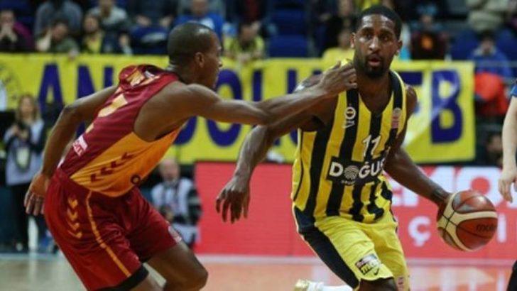 Fenerbahçe Doğuş 80- 60 Galatasaray Odeabank (Maç özeti)