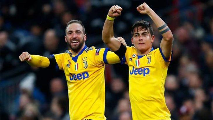 Wembley'de kazanan Juventus!