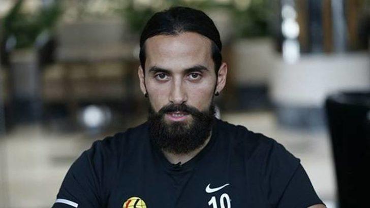 Erkan Zengin Eskişehirspor'dan ayrıldığını açıkladı