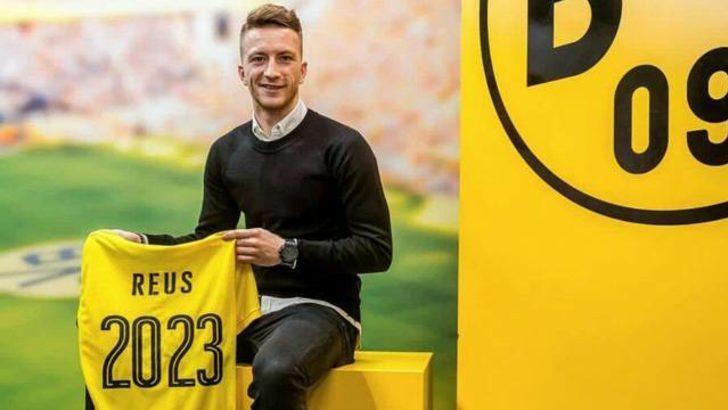 Reus 2023'e kadar Dortmund'da!