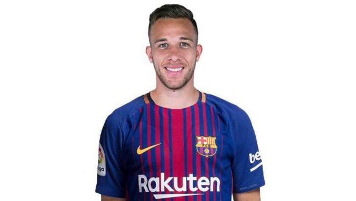 Barcelona, Arthur'u kaptı!