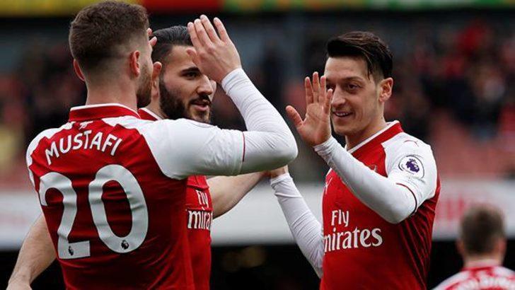 Arsenal 3 - 0 Watford