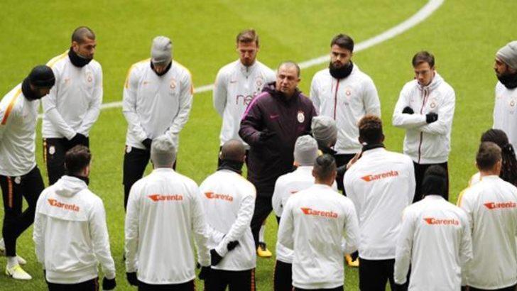Galatasaray Türk Telekom Stadı'nda taraftara açık idman yapacak