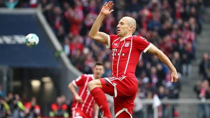 Robben: 'Beşiktaş maçına 0-0 gibi başlamalıyız'