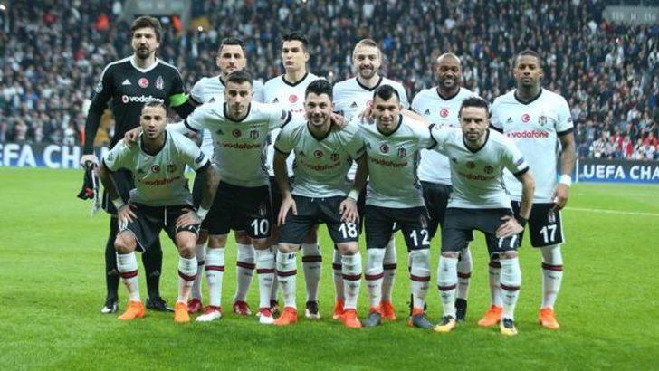 Beşiktaş 1 - 3 Bayern Münih (Maç özeti)