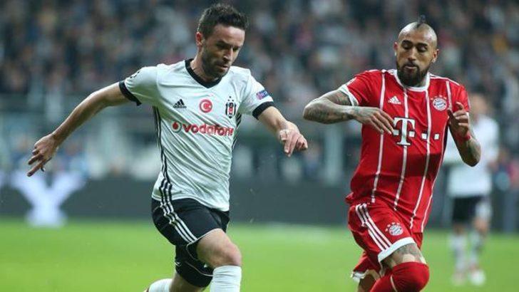 Bayern Münih'ten Beşiktaş paylaşımı: Gürültü çok yüksek