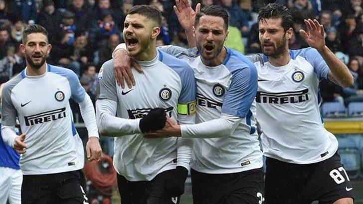 Sampdoria 0 - 5 Inter (Maç özeti)