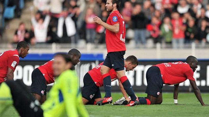 2010 yılında attığı gol nedeniyle Moussa Sow'u mahkemeye verdiler