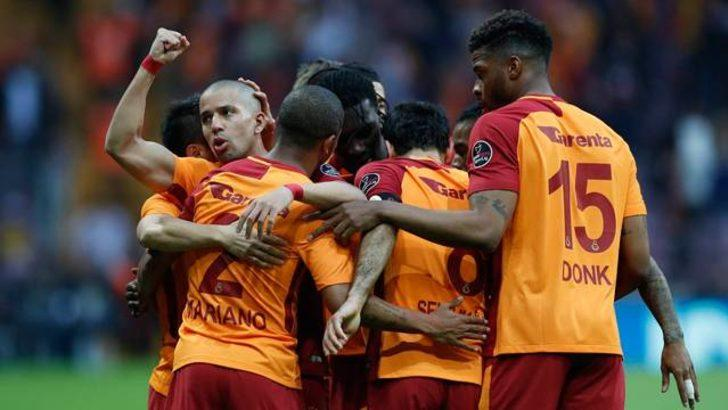 Galatasaray 2 - 1 Trabzonspor maç özeti (Puan durumu)