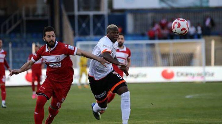Adanaspor 2 - 1 Samsunspor (Maç özeti)