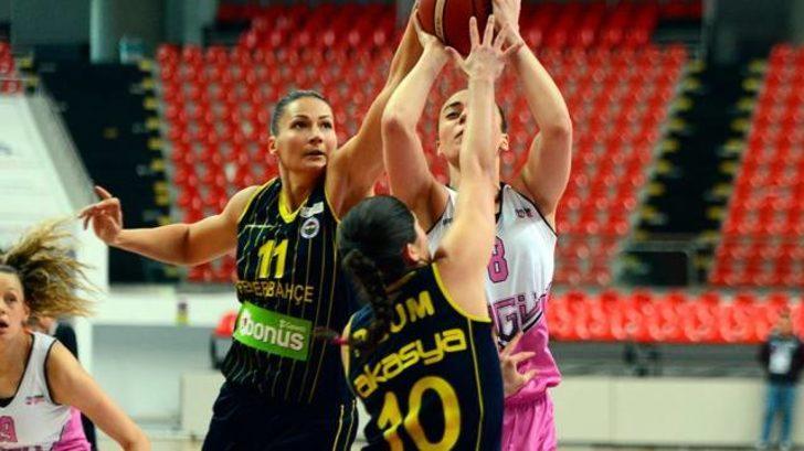 Abdullah Gül Üniversitesi 57 - 71 Fenerbahçe
