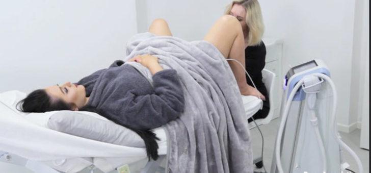 Daha iyi orgazm olabilmek için vajinasına estetik yaptırdı