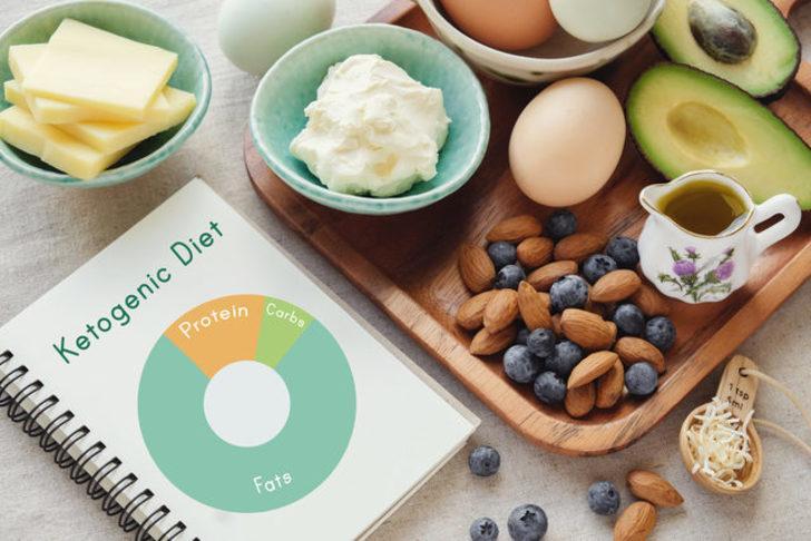 Ünlülerin diyeti ketojenik diyet nedir, neden bu kadar tercih ediliyor?