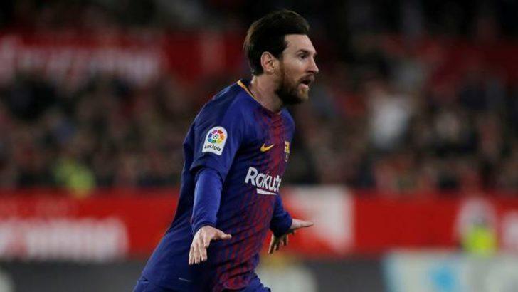Lionel Messi'nin otelinde seks partisi!