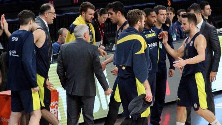 Fenerbahçe - Baskonia maçlarının takvimi açıklandı