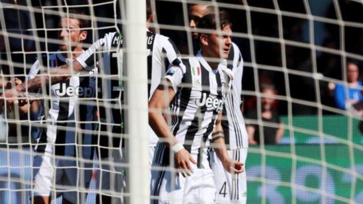 Benevento 2 - 4 Juventus (Maç özeti)