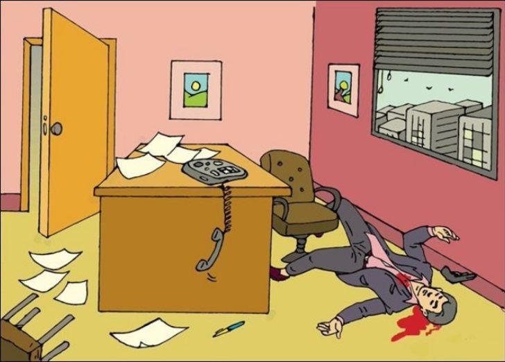 5. İntihar mı, cinayet mi?