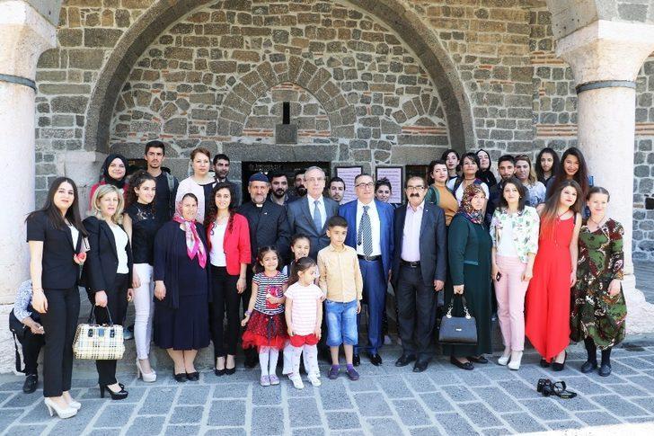 Sohram-Der'den Paskalya Bayramı mesajı