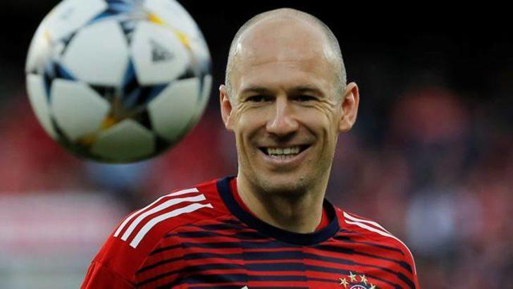 Karl-Heinz Rummenigge'den Robben açıklaması