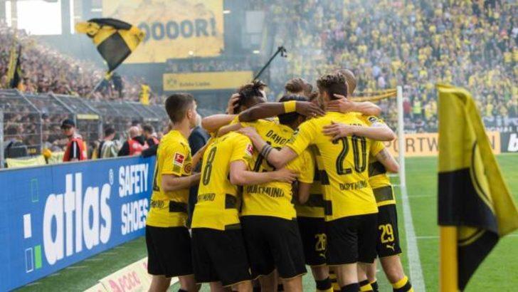 Borussia Dortmund 3 - 0 Stuttgart (Maç özeti)