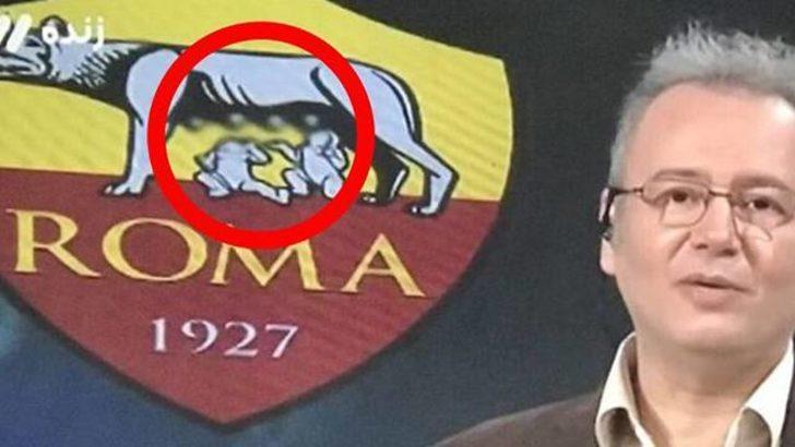 Roma'dan logo sansürüne yanıt