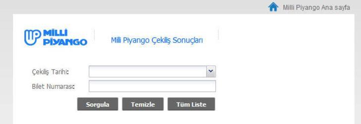 Milli Piyango bilet sorgulama: 9 Temmuz Milli Piyango sonuçları belli oldu