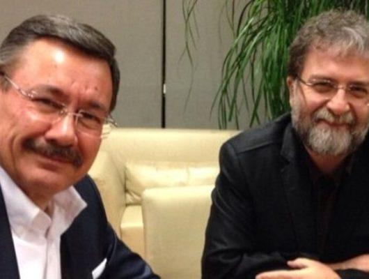 Ahmet Hakan'dan Melih Gökçek'e: FETÖ seni beşiğinde mışıl mışıl uyuttu