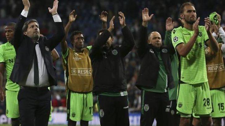 Sporting Lizbon başkanının fotoğrafı sızdırıldı