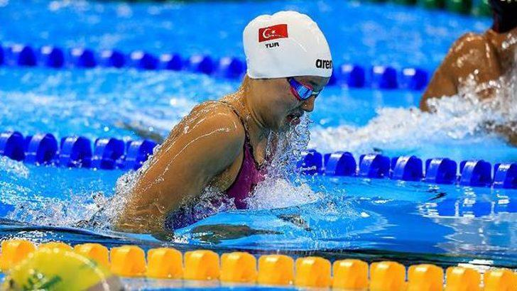 Viktoria Zeynep Güneş'ten 2 madalya