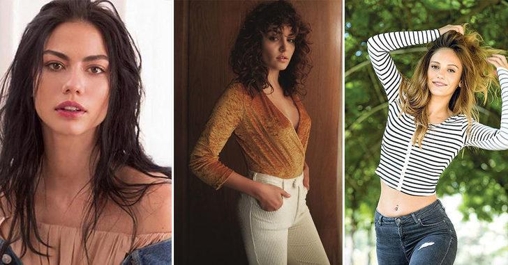 30 yaş altındalar dünya kadar para kazanıyorlar! Türk dizi endüstrisinin yeni kadın oyuncuları