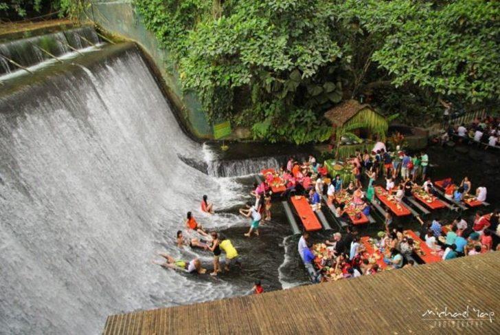 Labassin Şelalesi, Filipinler