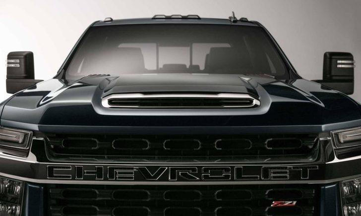 Chevrolet Silverado HD geliyor!