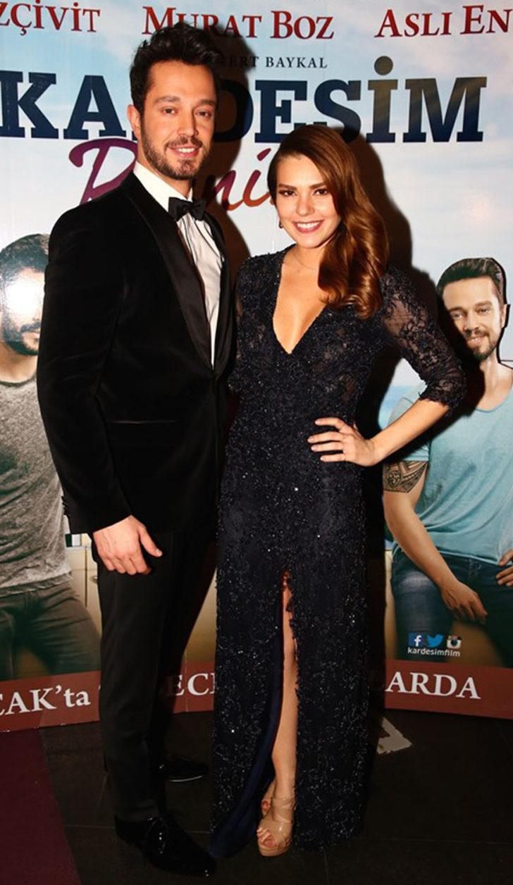 Aslı Enver ve Murat Boz'un ilişkisi 2017'nin mayıs ayında da sekteye uğradı.