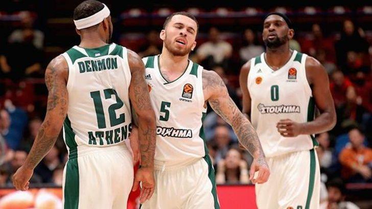 Panathinaikos Euroleague'den çekildiğini açıkladı
