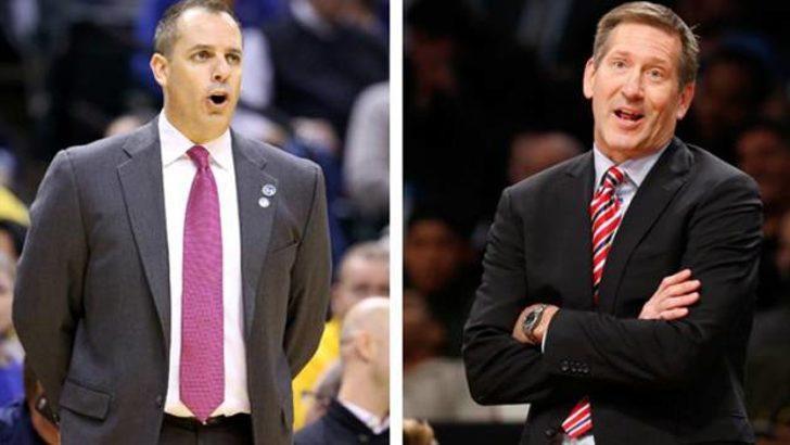NBA'de çifte ayrılık!